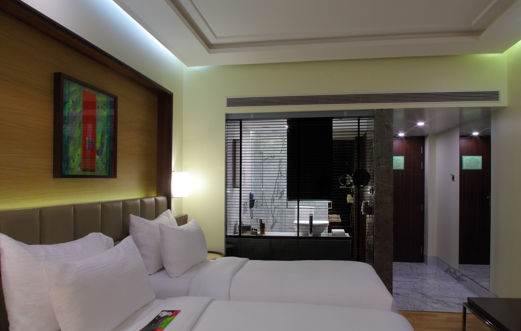 Club Myra Room Overview - The Mirador at Andheri East