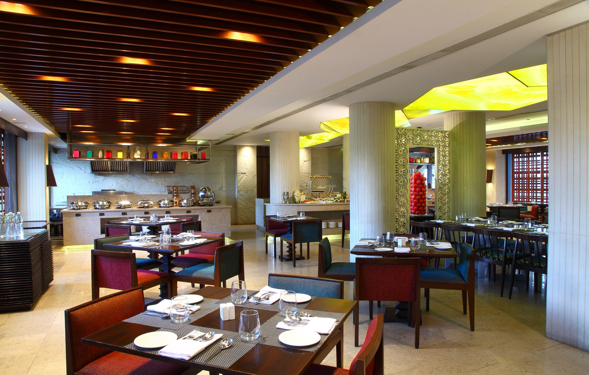 House of Asia - The Mirador Hotel